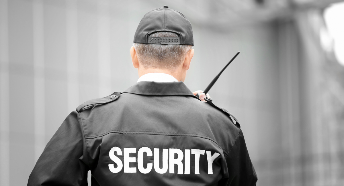 Ways Event Security Guards Can Prevent the Spread of Covid-19