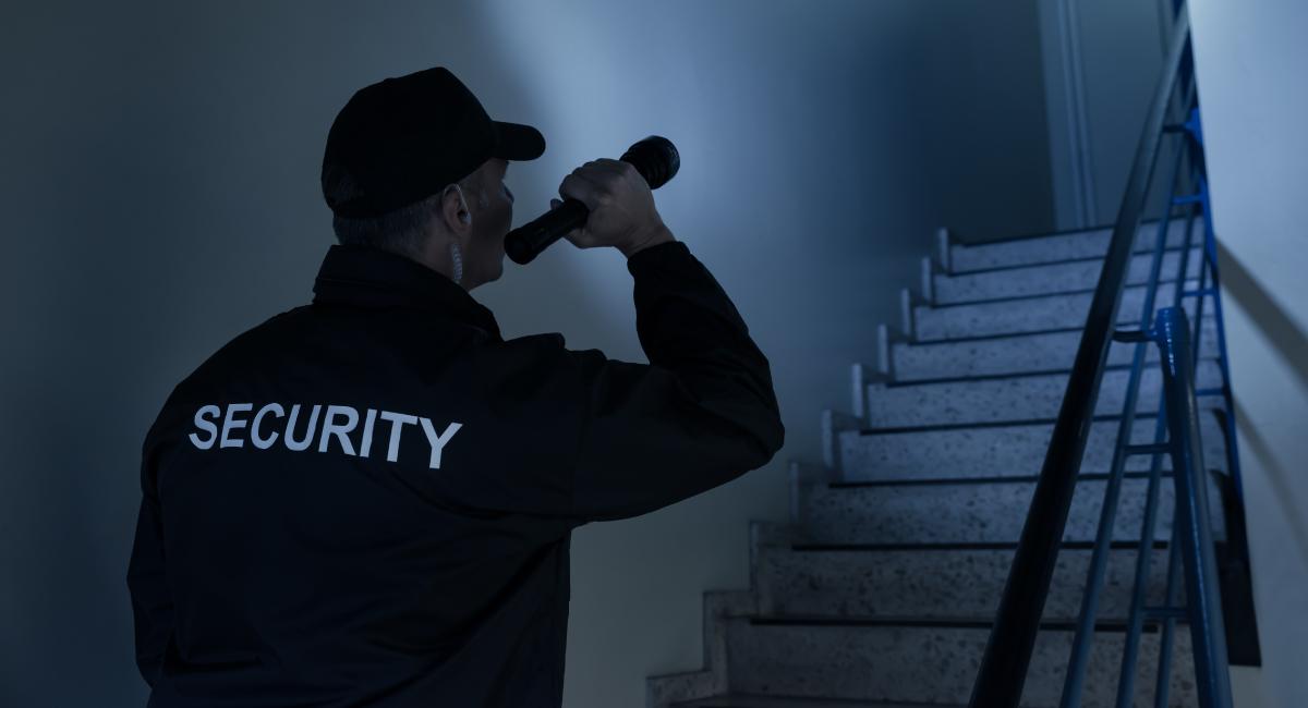 Good Security Guards
