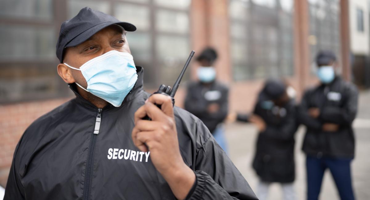 Security Guard Teams